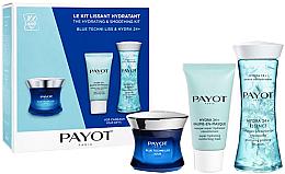 Parfums et Produits cosmétiques Payot The Hydrating & Smoothing Kit - Coffret (crème de jour/50ml + essence/125ml + baume en masque/15ml)