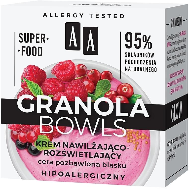Crème hydratante pour visage - AA Granola Bowls — Photo N4
