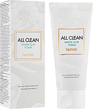 Parfums et Produits cosmétiques Mousse à l'argile blanche pour visage - Heimish All Clean White Clay Foam