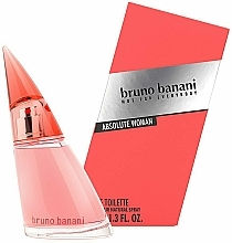 Parfums et Produits cosmétiques Bruno Banani Absolute Woman - Eau de Toilette