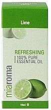 Parfums et Produits cosmétiques Huile essentielle de lime 100% pure - Holland & Barrett Miaroma Lime Pure Essential Oil
