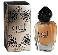 Parfums et Produits cosmétiques Linn Young Oui Je T'Aime - Eau de Parfum