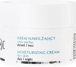 Parfums et Produits cosmétiques Crème de jour et nuit à l'huile de pépins de raisin - Uroda Moisturizing Face Cream For Dry Skin