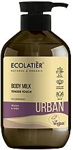 Parfums et Produits cosmétiques Lait pour corps, Feijoa et Karité - Ecolatier Urban Body Milk