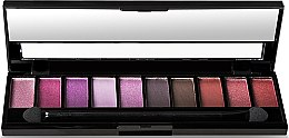 Parfums et Produits cosmétiques Palette de fards à paupières - Gabriella Salvete Palette 10 Shades