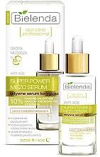 Parfums et Produits cosmétiques Sérum à la vitamine B3 pour visage - Bielenda Skin Clinic Professional Mezo
