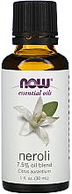 Parfums et Produits cosmétiques Huile essentielle de néroli - Now Foods Essential Oils 100% Pure Neroli