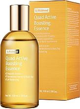 Parfums et Produits cosmétiques Essence à l'extrait de propolis et saule blanc pour visage - By Wishtrend Quad Active Boosting Essence