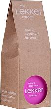 Parfums et Produits cosmétiques Déodorant crème naturel à l'huile de lavande - The Lekker Company Natural Lavender Deodorant