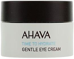 Parfums et Produits cosmétiques Crème au beurre de karité pour contour des yeux - Ahava Time To Hydrate Gentle Eye