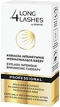 Traitement à l'huile d'amande douce pour cils - Long4Lashes Eyelash Intensive Enhancing Therapy — Photo N4