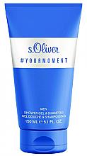 Parfums et Produits cosmétiques S.Oliver #Your Moment - Gel douche parfumé