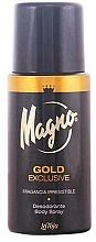 Parfums et Produits cosmétiques Déodorant - La Toja Magno Gold Exclusive Body Spray