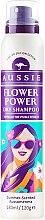 Parfums et Produits cosmétiques Shampooing sec au silicium et parfum floral - Aussie Flower Power Dry Shampoo