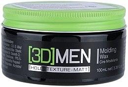 Parfums et Produits cosmétiques Cire coiffante au panthénol - Schwarzkopf Professional 3D Mension Molding Wax