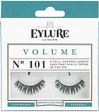 Parfums et Produits cosmétiques Faux-cils avec colle №101 - Eylure Volume False Eyelashes No.101