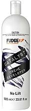 Parfums et Produits cosmétiques Crème révélateur - Fudge Catalyst Creme Developer No Lift