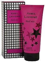 Parfums et Produits cosmétiques Avril Lavigne Black Star - Gel douche