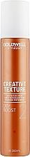 Parfums et Produits cosmétiques Spray texturisant à sec - Goldwell Stylesign Creative Texture Dry Boost