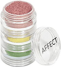 Parfums et Produits cosmétiques Fards à paupières - Affect Cosmetics Charmy Pigment Loose Eyeshadow Set (12 g)