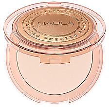 Parfums et Produits cosmétiques Poudre compacte lissante - Nabla Close-Up Smoothing Pressed Powder