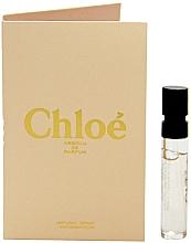 Parfums et Produits cosmétiques Chloe Absolu de Parfum - Eau de Parfum (échantillon)