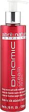 Parfums et Produits cosmétiques Crème et après-shampooing aux cellules souches de pomme  - Abril et Nature Advanced Stiyling Dinamic Cream