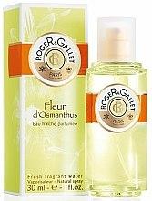 Parfums et Produits cosmétiques Roger & Gallet Fleur D'Osmanthus - Eau fraîche parfumée
