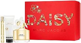 Parfums et Produits cosmétiques Marc Jacobs Daisy - Coffret (eau de toilette/100ml + eau de toilette/10ml + lait corps/75ml)