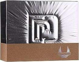 Parfums et Produits cosmétiques Paco Rabanne Invictus - Coffret (eau de toilette/100ml + déodorant spray/150ml + eau de toilette/10ml)