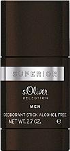 Parfums et Produits cosmétiques S.Oliver Superior Men - Déodorant