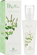 Parfums et Produits cosmétiques Hydrolat de menthe poivrée pour visage - Bulgarian Rose Aromatherapy Hydrolate Mint Spray