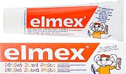 Parfums et Produits cosmétiques Dentifrice pour enfants de 0 à 6 ans - Elmex Childrens Toothpaste