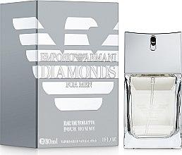Parfums et Produits cosmétiques Giorgio Armani Emporio Armani Diamonds for Men - Eau de toilette