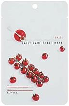 Parfums et Produits cosmétiques Masque tissu à l'extrait de tomate pour visage - Eunyul Daily Care Mask Sheet Tomato