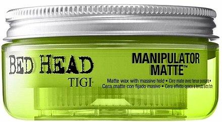 Cire matifiante fixation extra forte - Tigi Manipulator Matte