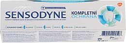 Parfums et Produits cosmétiques Dentifrice au fluorure - Sensopdyne Toothpaste