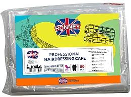 Parfums et Produits cosmétiques Capes de coiffure jetables - Ronney Professional Hairdressing Cape
