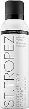 Parfums et Produits cosmétiques Mousse autobronzante pour corps,usage quotidien - St.Tropez Gradual Tan Classic Everyday Mousse