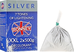 Parfums et Produits cosmétiques Poudre décolorante - Ronney Dust Free Bleaching Powder Classic