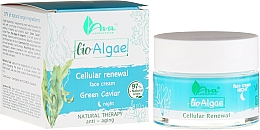 Parfums et Produits cosmétiques Crème de nuit au caviar vert - AVA Laboratorium Bio Alga Night Cream
