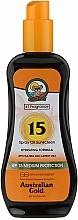Parfums et Produits cosmétiques Spray solaire - Australian Gold Tea Tree&Carrot Oils Spray SPF15