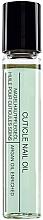 Parfums et Produits cosmétiques Huile pour ongles et cuticules, Menthe - Alessandro Cuticle Nail Oil