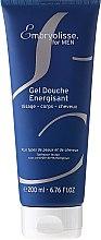Gel douche énergisant pour visage, corps et cheveux - Embryolisse For Men Energizing Shower Gel — Photo N1