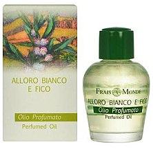 Parfums et Produits cosmétiques Huile parfumée au laurier blanc et figue - Frais Monde White Laurel And Fig Perfumed Oil