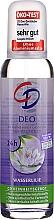 Parfums et Produits cosmétiques Déodorant spray à l'extrait de nénuphar - CD Deo