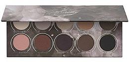 Parfums et Produits cosmétiques Palette de fards à paupières - Zoeva Smoky Eyeshadow Palette