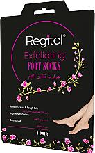 Parfums et Produits cosmétiques Chaussettes exfoliantes - Regital Exfoliating Foot Socks