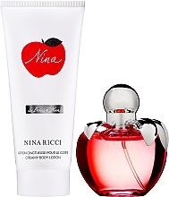 Parfums et Produits cosmétiques Nina Ricci Nina - Coffret cadeau (eau de toilette/80ml + lotion corps/100ml)