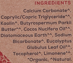 Dentifrice à l'huile de coco bio et eucalyptus - Georganics Eucalyptus Natural Toothpaste — Photo N4